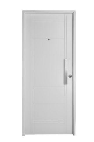 Puerta Iny BLANCA Izquierda BUÑAS barral RECTANGULAR 40 cm Ciega B1910I