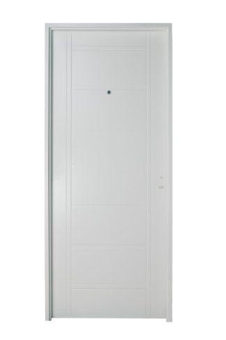 Puerta Iny BLANCA Derecha BUÑAS sin manijón Ciega B1010D