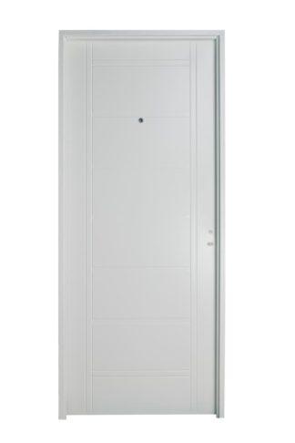 Puerta Iny BLANCA Izquierda BUÑAS sin manijón Ciega B1010I