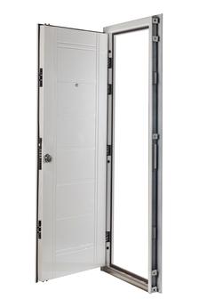 Puerta Multianclaje BLANCA sin Herrajes DER B-4011