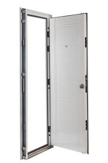 Puerta Multianclaje BLANCA sin Herrajes IZQ B-4012